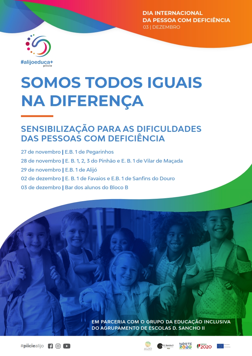 Cartaz Dia Internacional da Deficiencia 001